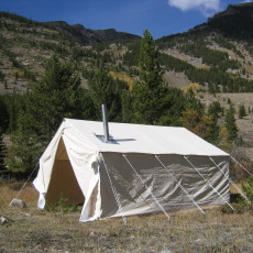 Big Horn Wall Tent : hunting wall tents - memphite.com