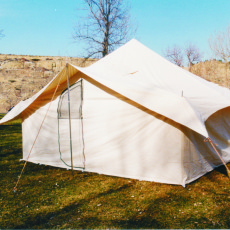 yellowstone canvas tent