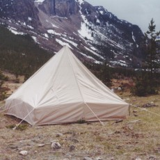 crow tipi & Mountain Spike Tent - Reliable Tent and Tipi