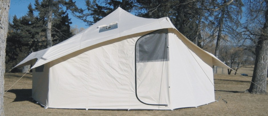 mountain spike tent
