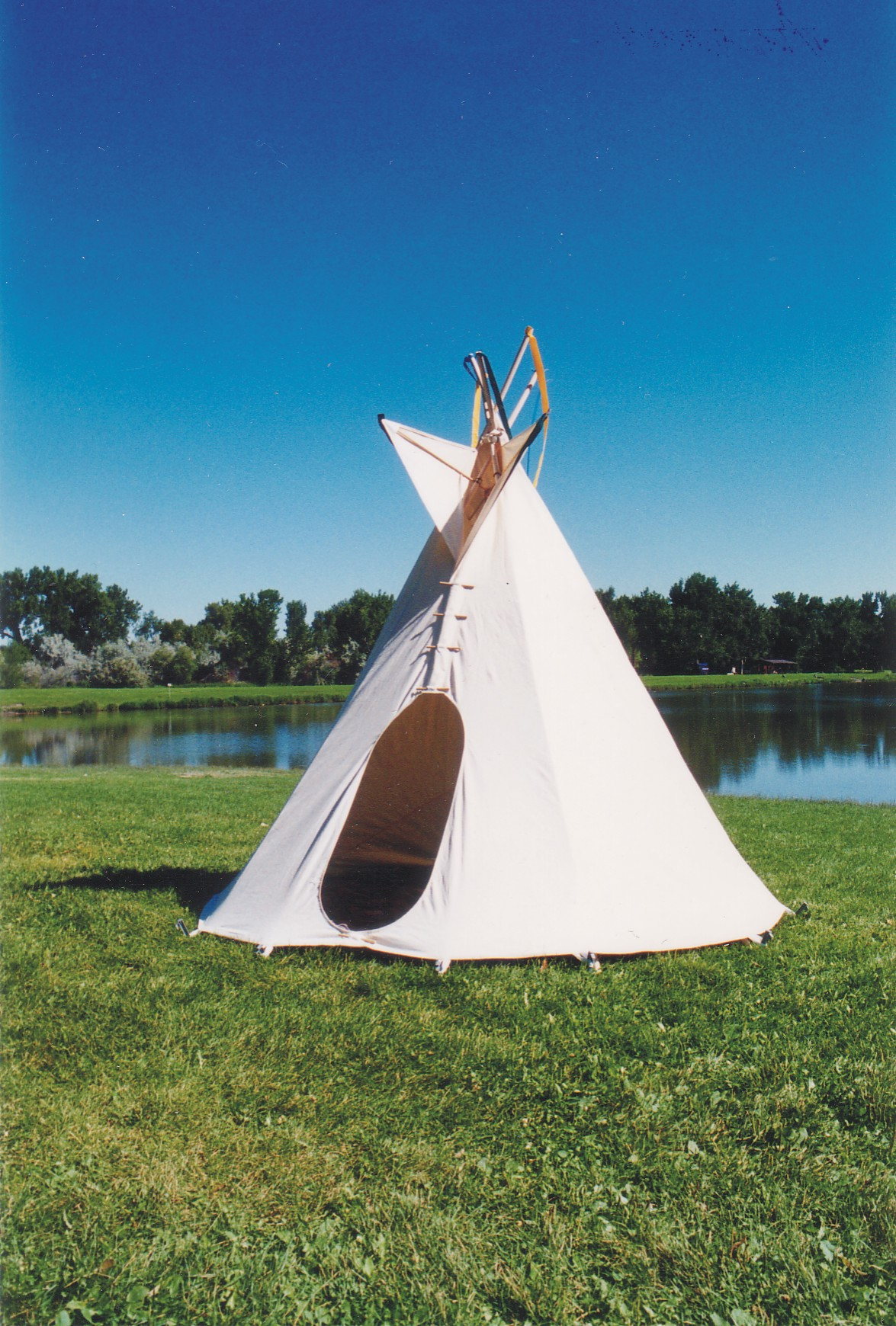 Childrenu0027s Backyard Tipi & Childrenu0027s Backyard Tipi - Reliable Tent and Tipi