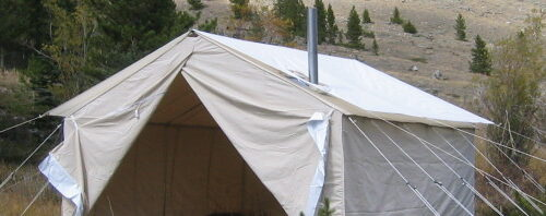 Kodiak xl tex fly reliable tent and tipi for Reliable tipi