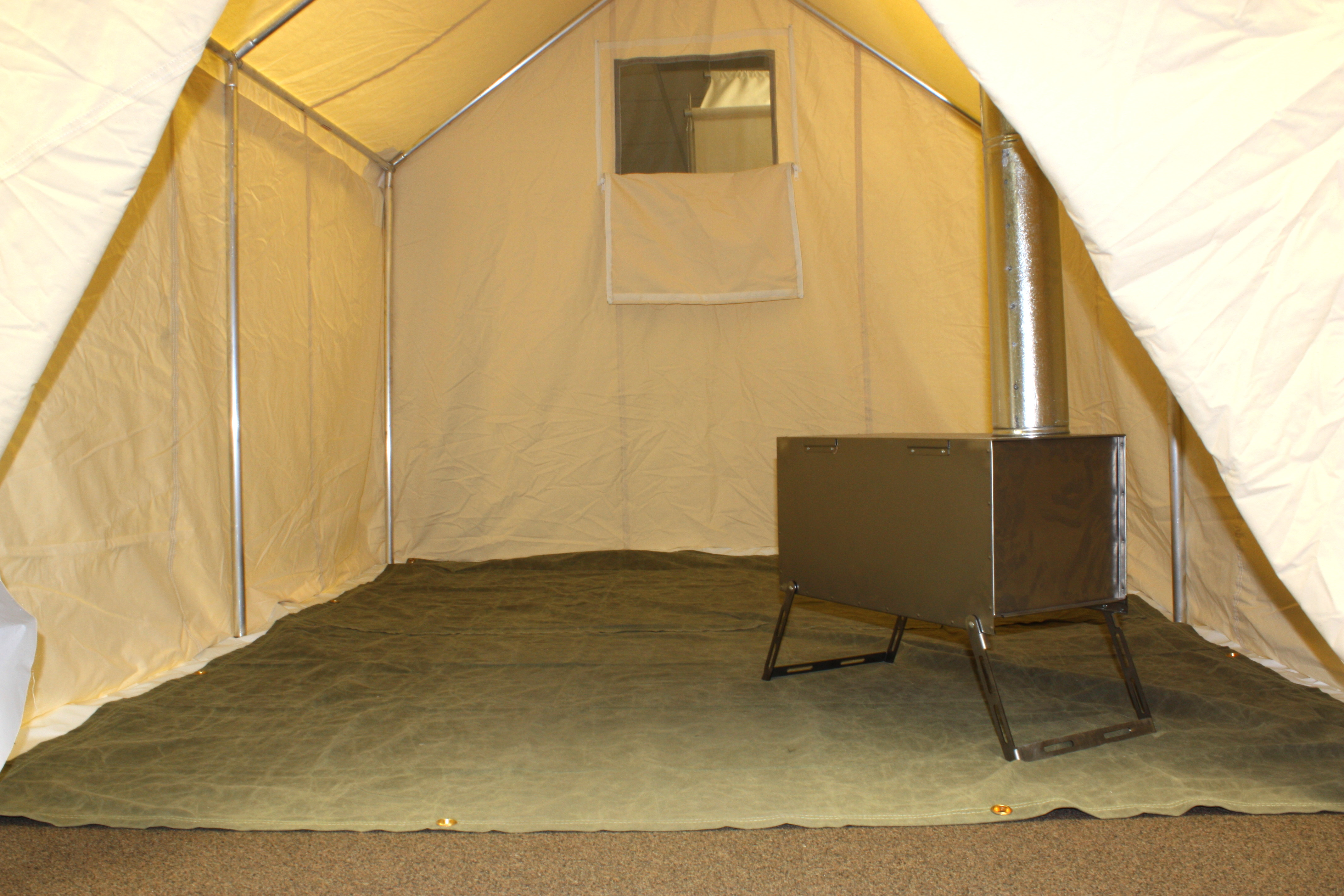 tent frames & Canvas Tarps - Reliable Tent and Tipi