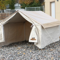 glamping equipment, yurts