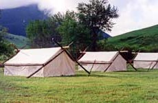 Mountain Man Wall Tent