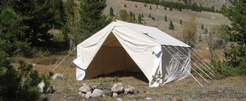 alaskan junior kin-co stove & Canvas Wall Tents - Reliable Tent and Tipi